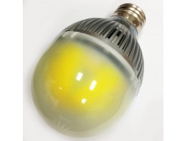 UL-Listed Dimmable 8W A19 LED Bulb - E26/E27 Base Globe Bulb - 270 Degree Beam Angle
