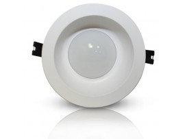 LED-MATE 12Watt Dimmable LED Recessed Lighting Fixtures - AC 90-150V LED Ceiling Light w/ Built-in Input Driver