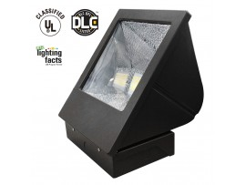 UL DLC FCC Listed Outdoor LED Wall Pack - Warm White/Daylight Wall Pack Light for Garden, Path, Wall, Yard, Landscape Accent Lighting