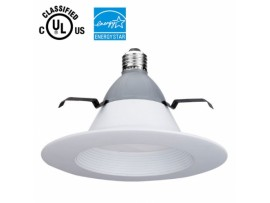 5-6INCH ECO LED RESIDENTIAL COLD WHITE DOWNLIGHT