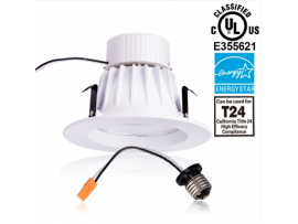 4inch LED Residential Cold White Downlight
