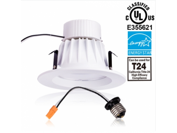 4inch LED Residential Warm White Downlight