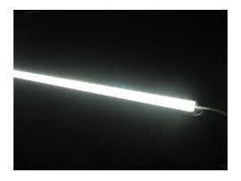 "12"" Custom Made SLIM1 Design Strip Lights Fixture Pure White (6500K)"