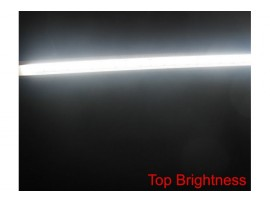 "36"" Custom Made SLIM1 Design Strip Lights Fixture Cold White (8000K~10000K)"