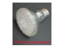6W LED PAR20 Lamp - E26/E27 Base PAR20 LED Bulb